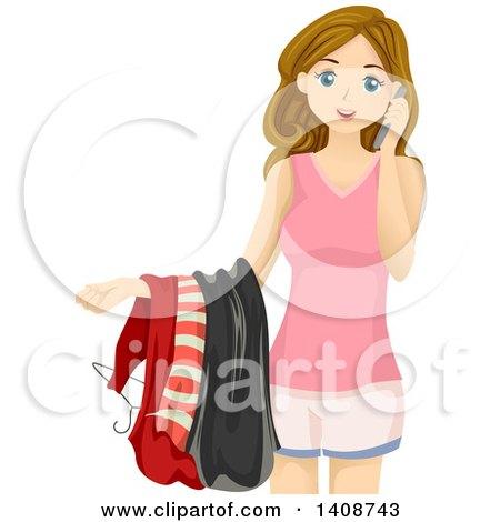 Pick Out Clothes Clipart 42319 Hdweb