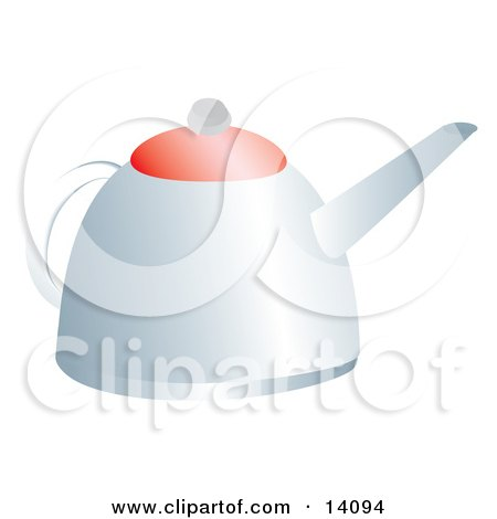 Tea Kettle Food Clipart Illustration by Rasmussen Images