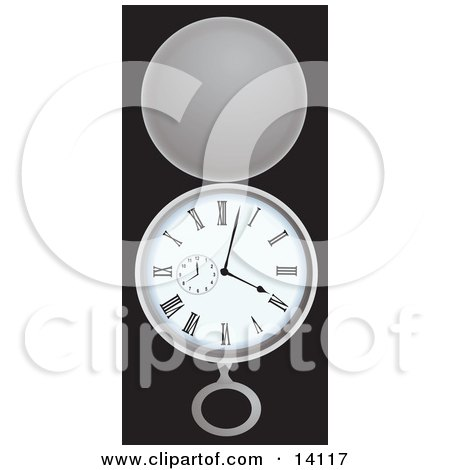 Open Silver Pocket Watch Showing a Few Minutes Past Four Posters, Art Prints