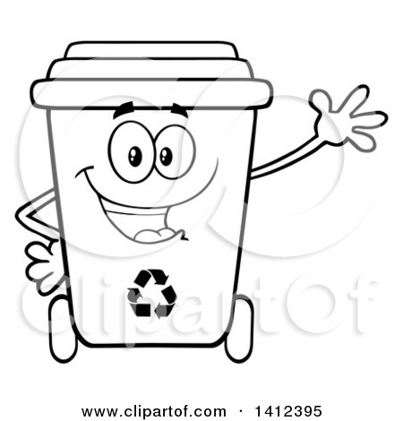 free recycling poster coloring pages adanihcom