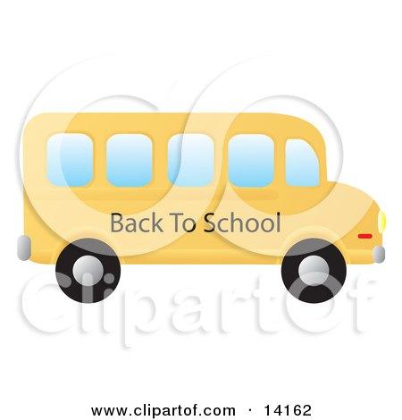 Yellow School Bus Posters, Art Prints