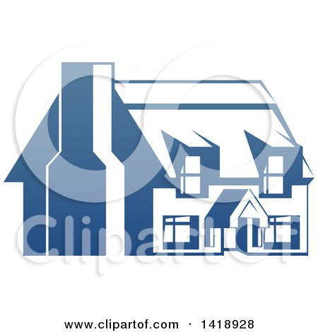 Royalty-Free (RF) House Clipart, Illustrations, Vector Graphics #1