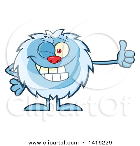 Abominable Snowman by PhilRood on DeviantArt