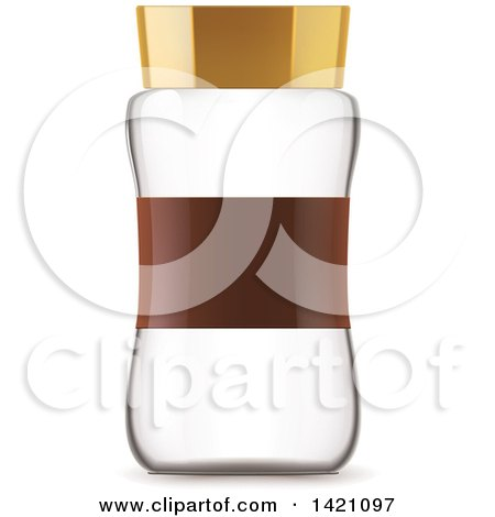 Royalty-Free (RF) Empty Jar Clipart, Illustrations, Vector Graphics #1