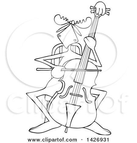 Royalty Free Stock Illustrations of Coloring Pages by djart Page 4