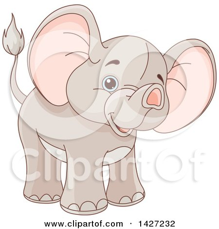Royalty-Free (RF) Clipart of Elephants, Illustrations, Vector ...