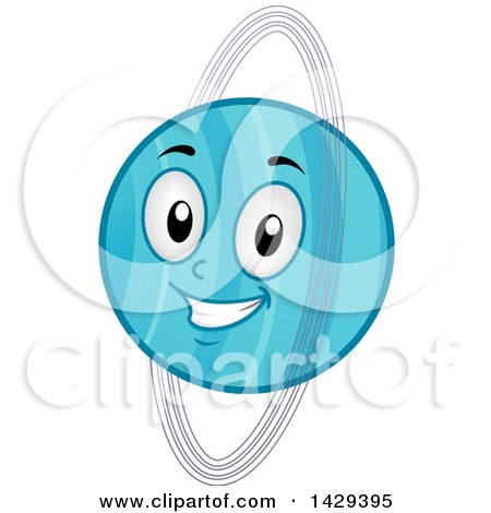 Royalty Free Rf Clipart Of Planet Uranus Illustrations