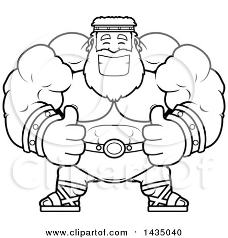 Royalty Free Stock Illustrations Of Zeus By Cory Thoman Page 1
