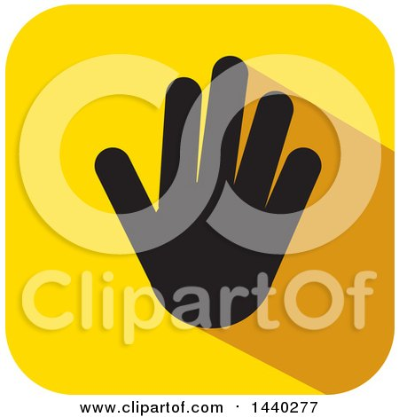 Royalty-Free (RF) Handprint Clipart, Illustrations, Vector Graphics #1