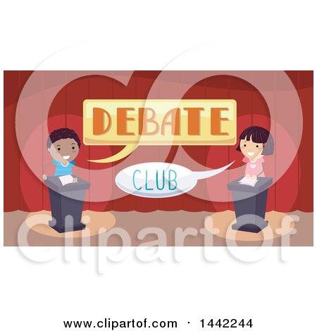 12,750 Debate Illustrations, Royalty-Free Vector Graphics & Clip Art -  iStock
