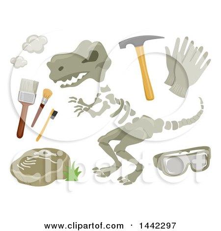 paleontologists clipart - photo #44