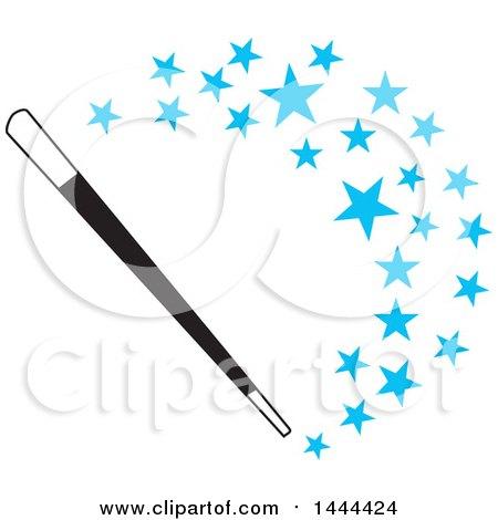 Royalty-Free (RF) Magic Wand Clipart, Illustrations, Vector ...