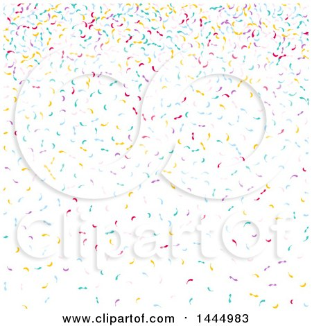 Royalty-Free (RF) Confetti Background Clipart, Illustrations ...