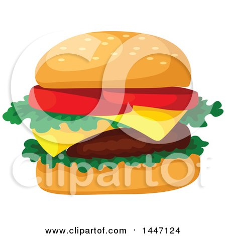 Royalty Free Fast Food Illustrations by Vector Tradition SM Page 1