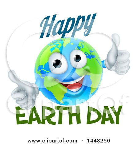 royalty free rf happy earth day clipart illustrations vector rh clipartof com free earth day clip art images free earth day clipart
