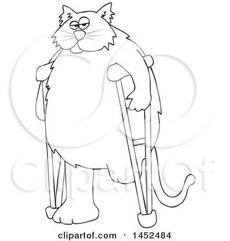 Royalty Free Cat Illustrations By Djart Page 1