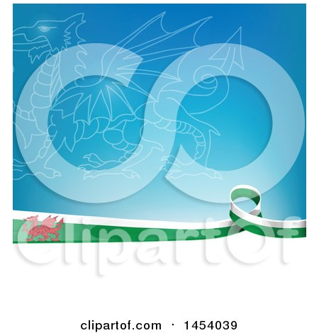 Royalty-Free (RF) Wales Flag Clipart, Illustrations, Vector ...
