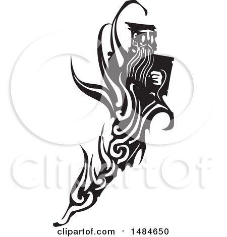 Genie Stock Vector Illustration And Royalty Free Genie Clipart