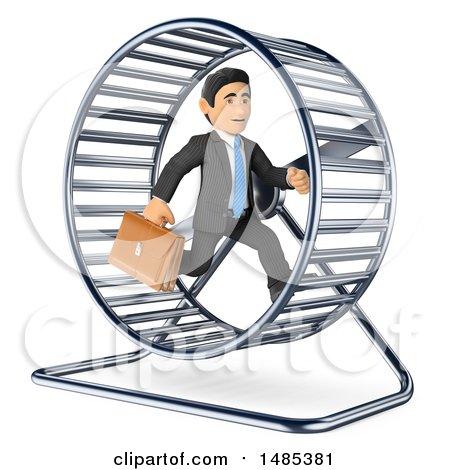 Royalty Free Rf Hamster Wheel Clipart Illustrations