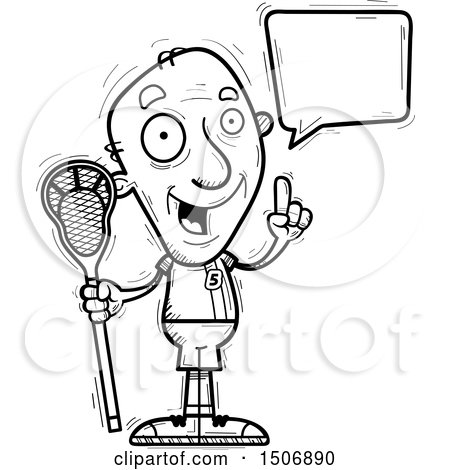 Talking Head Clipart Black And White