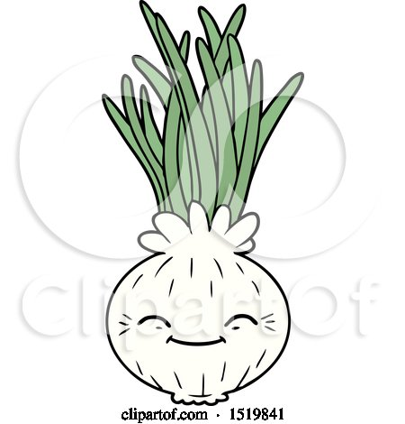 Cartoon Onion by lineartestpilot