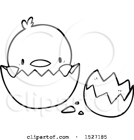 Cartoon Chick Posters, Art Prints