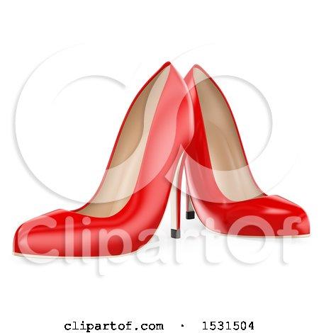 dea62843d82f82 Royalty-Free (RF) Footwear Clipart