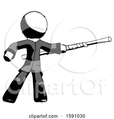 Bo Staff Stick