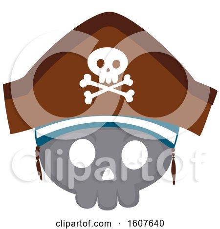 Pirate Mask Design by BNP Design Studio