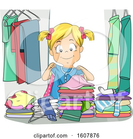 messy closet coloring pages - photo#28