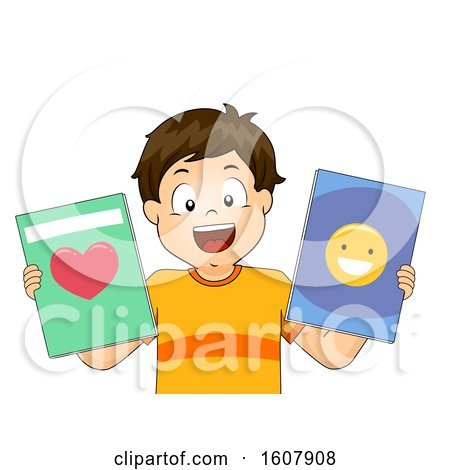 Kid Boy Fable Book Lessons Illustration by BNP Design Studio