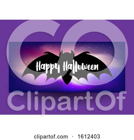 Halloween Banner Design by KJ Pargeter