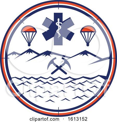 Land Sea and Air Rescue Design by patrimonio