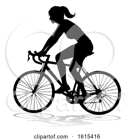 Royalty Free Rf Cycling Clipart Illustrations Vector Graphics 8