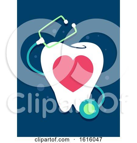 Dental Medical Mission Illustration by BNP Design Studio