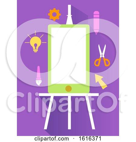 Mobile Apps Graphics Design Illustration by BNP Design Studio