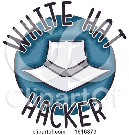 White Hat Hacker Illustration by BNP Design Studio