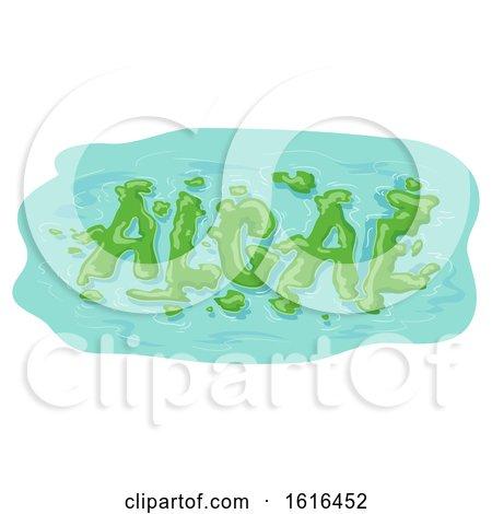 Botany Algae Illustration by BNP Design Studio