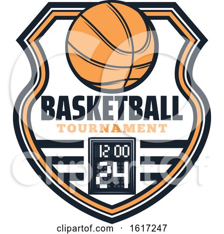 Basketball Sports Design by Vector Tradition SM