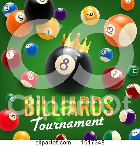 Billiards Design by Vector Tradition SM