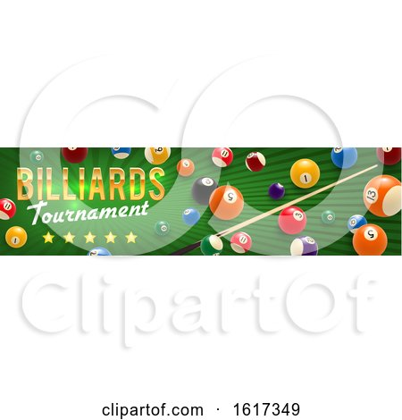 Billiards Design by Vector Tradition SM
