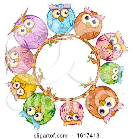 Ring of Owls by Domenico Condello