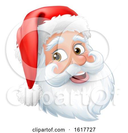 Father Christmas Cartoon Images.Santa Claus Father Christmas Cartoon Character By