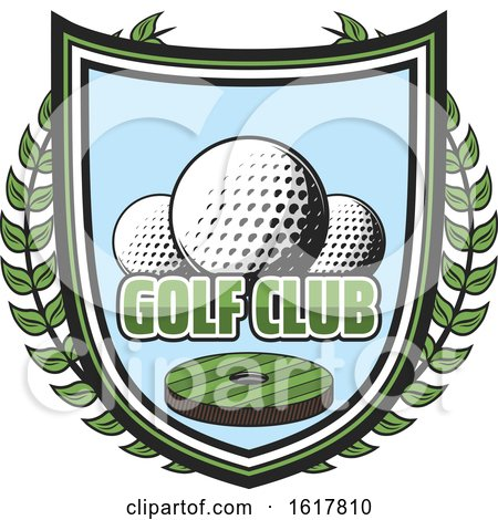 Golfing Sports Design by Vector Tradition SM