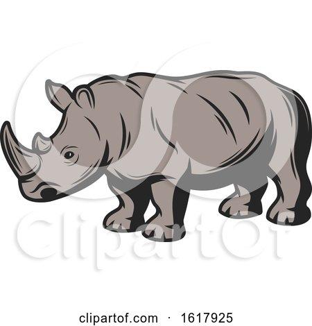 Rhino by Vector Tradition SM