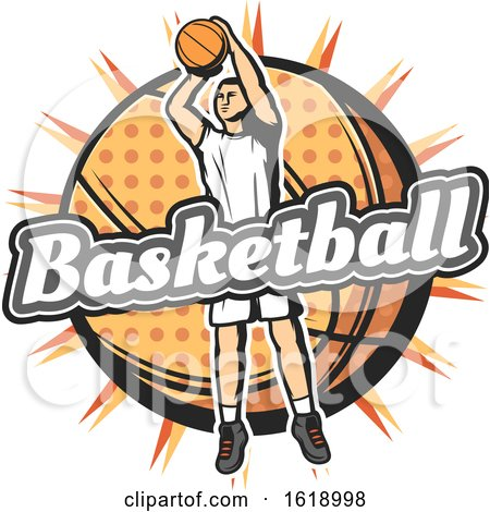 Basketball Design by Vector Tradition SM