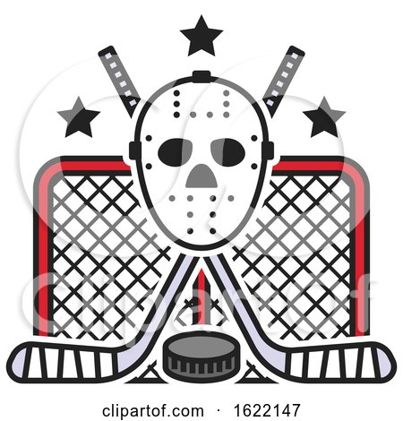 Ice Hockey Design by Vector Tradition SM