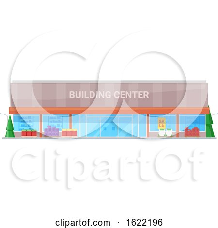 Building Store Front by Vector Tradition SM