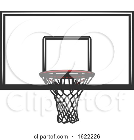 Basketball Hoop by Vector Tradition SM