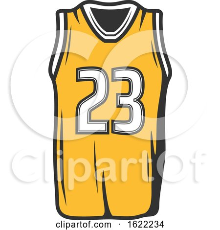 Basketball Jersey by Vector Tradition SM